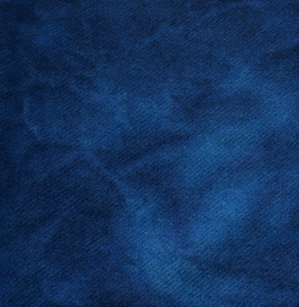 Navy Artisan Hand Dyed 100% Wool Part of the Deep Sea Collection